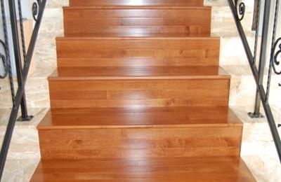 The Finishing Touch Custom Hardwood Flooring - Antioch, CA