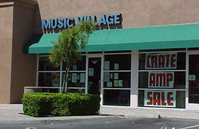 Music Village - San Jose, CA
