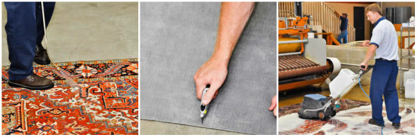 Rug and Carpet Cleaning - Deep Eddy Rug