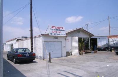 atlanta auto dismantling 7259 fulton ave north hollywood ca 91605 yp com atlanta auto dismantling 7259 fulton