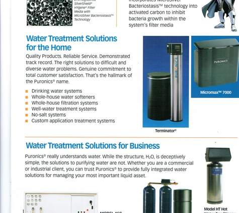 WATERPURE LLC