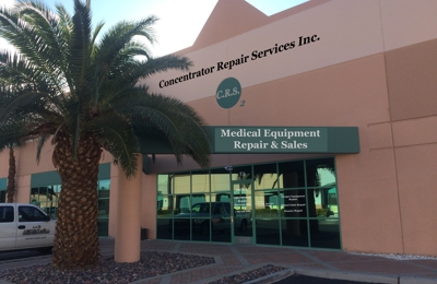 Concentrator Repair Services Inc. - Las Vegas, NV