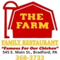 Farm Family Restaurant - Bradford, PA