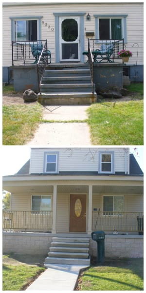 concrete porch refinishing