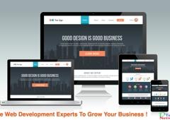 Dedicated Technologies - Boston, MA. Professional, Affordable web design