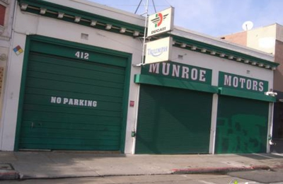 Munroe Motors - San Francisco, CA