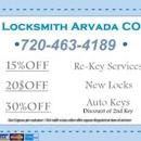 Arvada Lost Car Key
