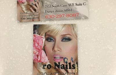 Pro Nails - Darien, IL