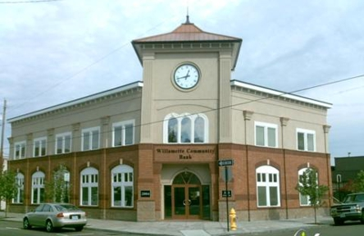Willamette Community Bank - Albany, OR
