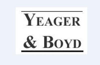 Yeager & Boyd CPA's - Birmingham, AL