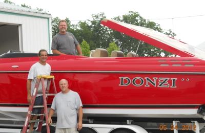 Big Boys Fiberglass Repair - Camdenton, MO