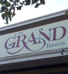Grand Tavern - Oakland, CA