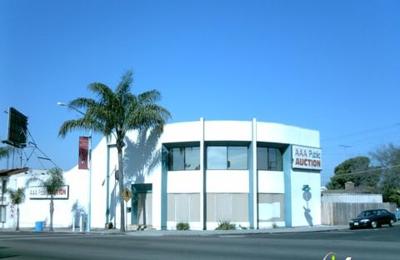 AAA Auction - San Diego, CA