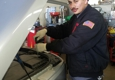 Los Gatos Auto Service - Campbell, CA. Miguel is ready to diagnose your vehicle for any problems.  We are happy to serve you.