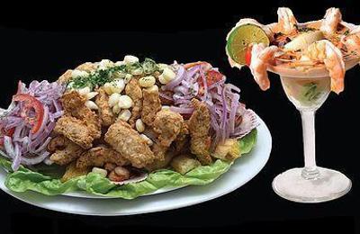 Mar Y Tierra Peru Seafood - Miami, FL