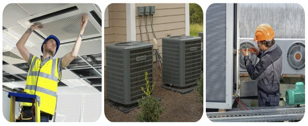 Heater And AC Services