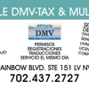 Affordable DMV-Tax & Multi Services