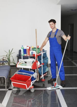 Commercial Office Janitorial Services Serving South Jersey