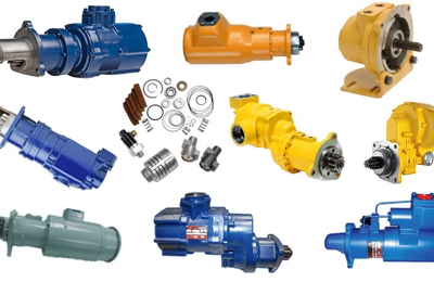 McCorkendale's Air Starters Plus - Palmdale, CA. Some of the starters and repair kits MCCASP sales