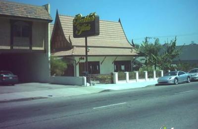 President Thai Restaurant - Pasadena, CA