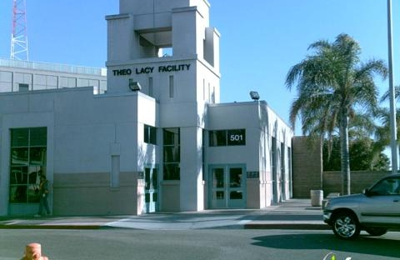 Orange County Jail-Records 501 The City Dr S, Orange, CA