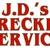 J.D.'s Wrecker Service