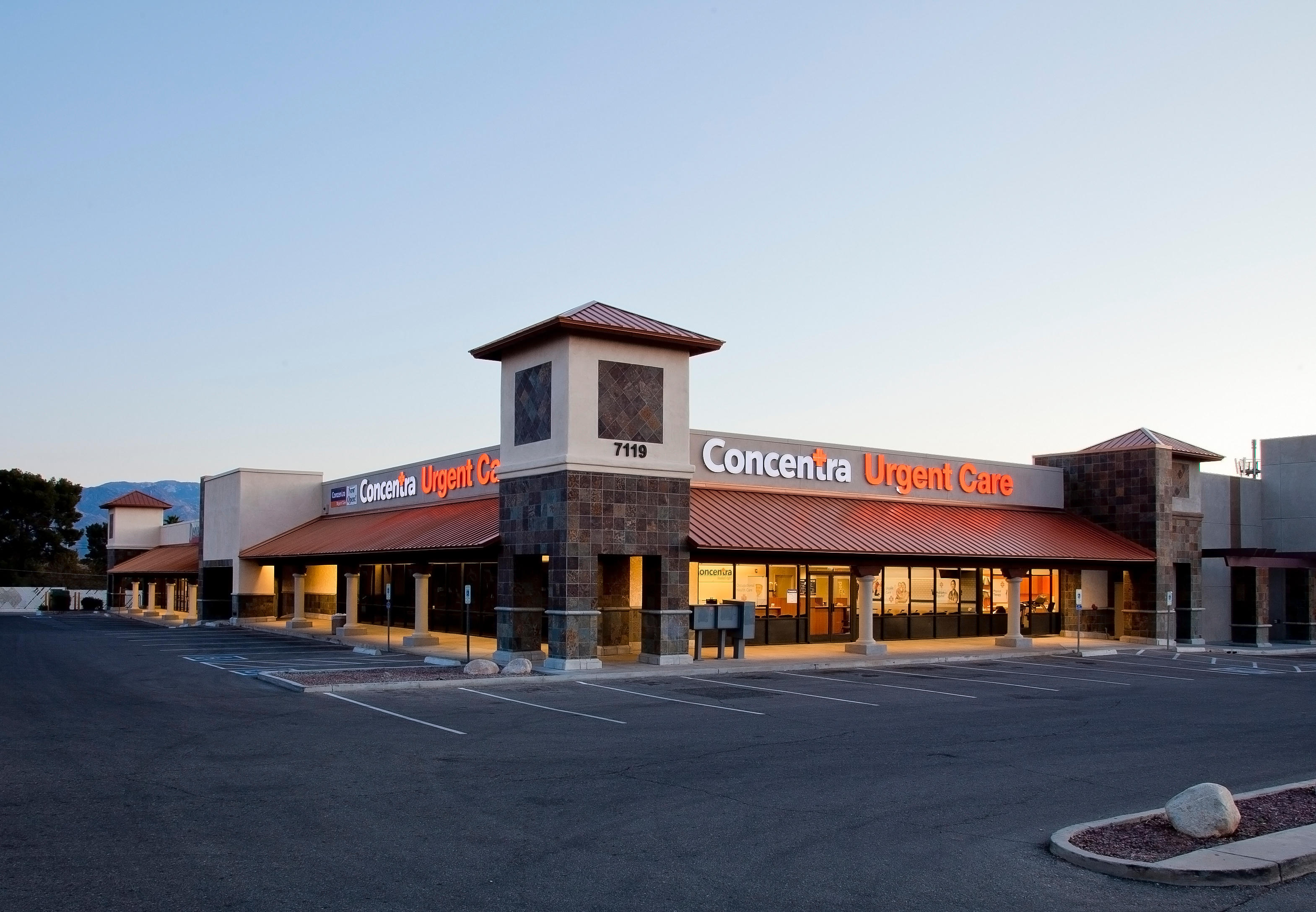 Concentra Urgent Care 21081 S Western Ave Ste 150, Torrance, CA