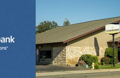 Tri Counties Bank - Palo Cedro, CA
