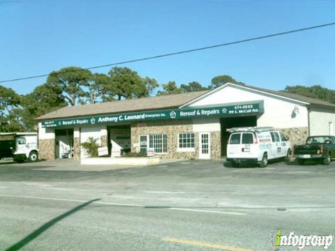 Anthony C Leonard Enterprises Inc 99 S Mccall Rd