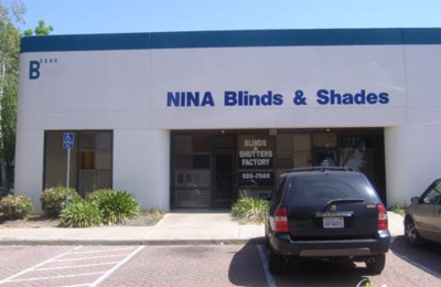 Nina Blinds & Shades - San Jose, CA