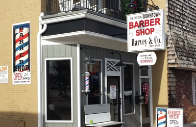 Slade's Barber Service @ The Downtown Barber Shop - Columbia, TN