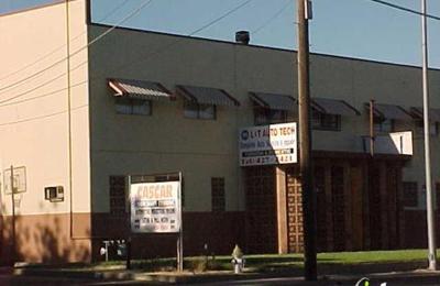 Cascar Machine Shop - Sacramento, CA