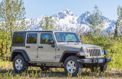 Alaska 4x4 Rentals - Anchorage, AK