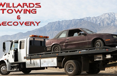 Willard's Auto Electric & 24hr Towing & Recovery - Tok, AK