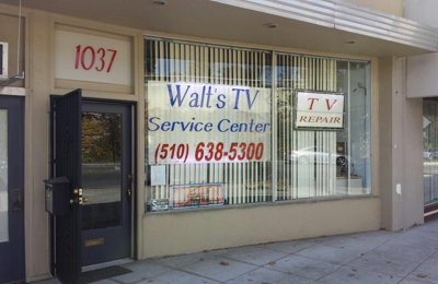 Walt's TV Service Center - San Leandro, CA