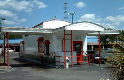 Bruno's Pizza Pie - Tampa, FL