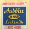 A-Aabbitt 24 Hour Locksmith Service