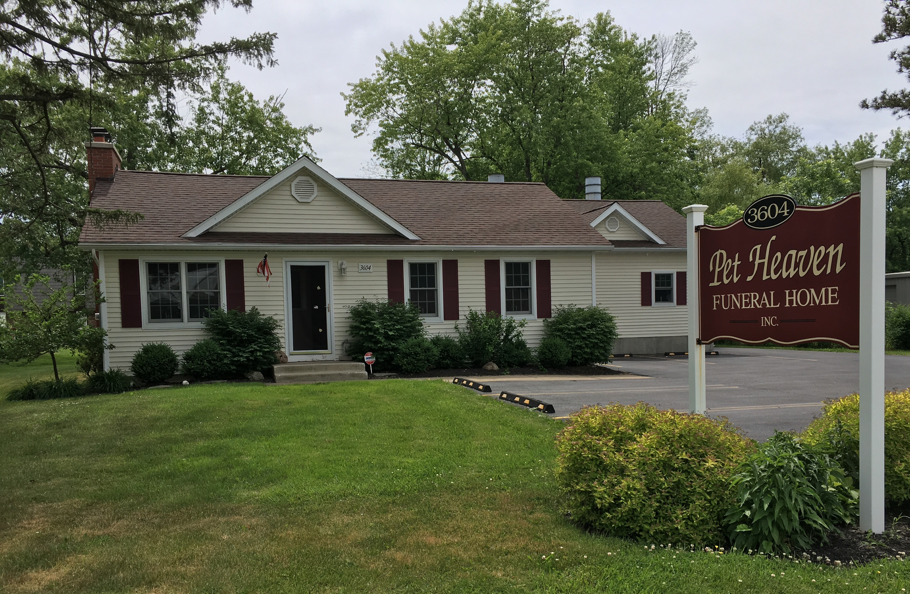 Pet Heaven Funeral Home Inc Orchard Park NY YP