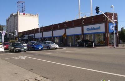 Honda Of Oakland - Oakland, CA