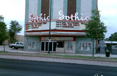 Gothic Theatre - Englewood, CO