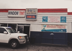 Stereo Cell - Downey, CA. They use Johnson film, which is the best film for your windows!