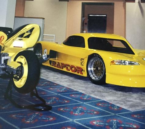 Carbonfiber Industry - West Palm Beach, FL. Miami auto show 1998