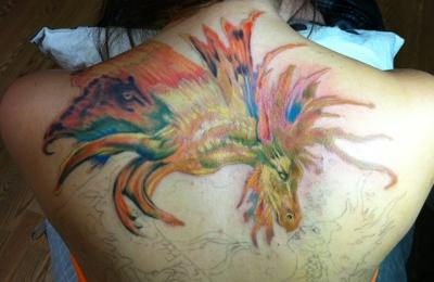 Tres Cuervos Tattoo Shop - San Jose, CA