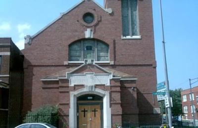 Garfield Park Baptist Church - Chicago, IL