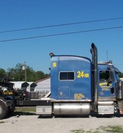 Branum Wrecker Service - Trinity, AL