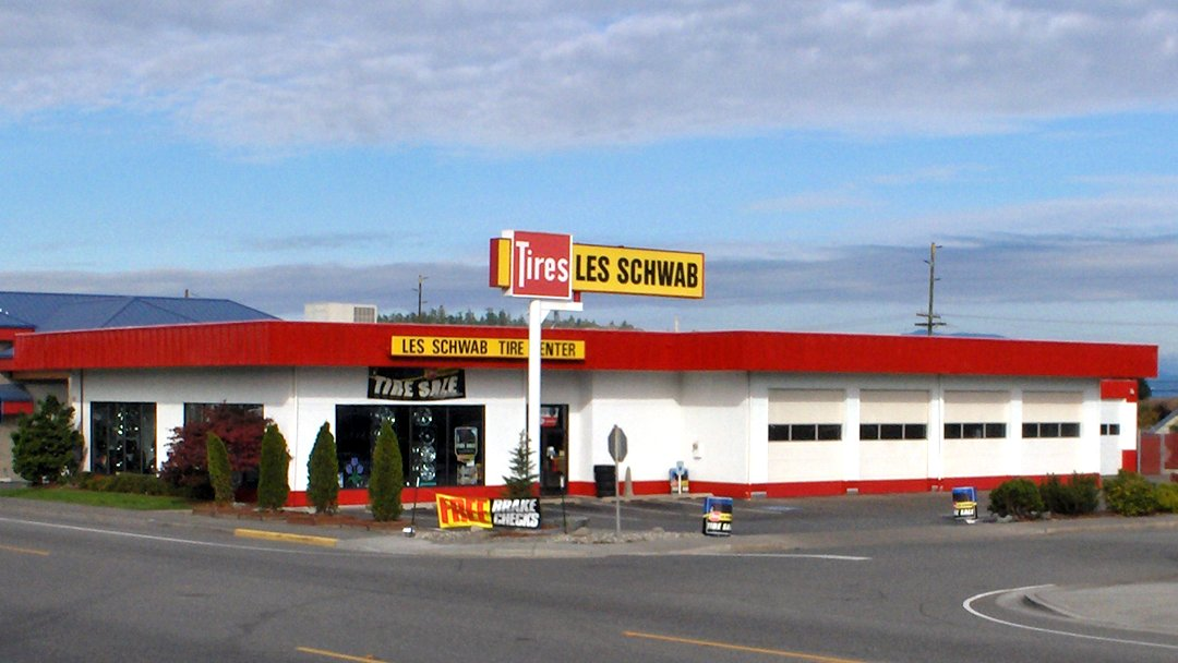 Les Schwab Tires 2311 Commercial Ave Anacortes Wa 98221