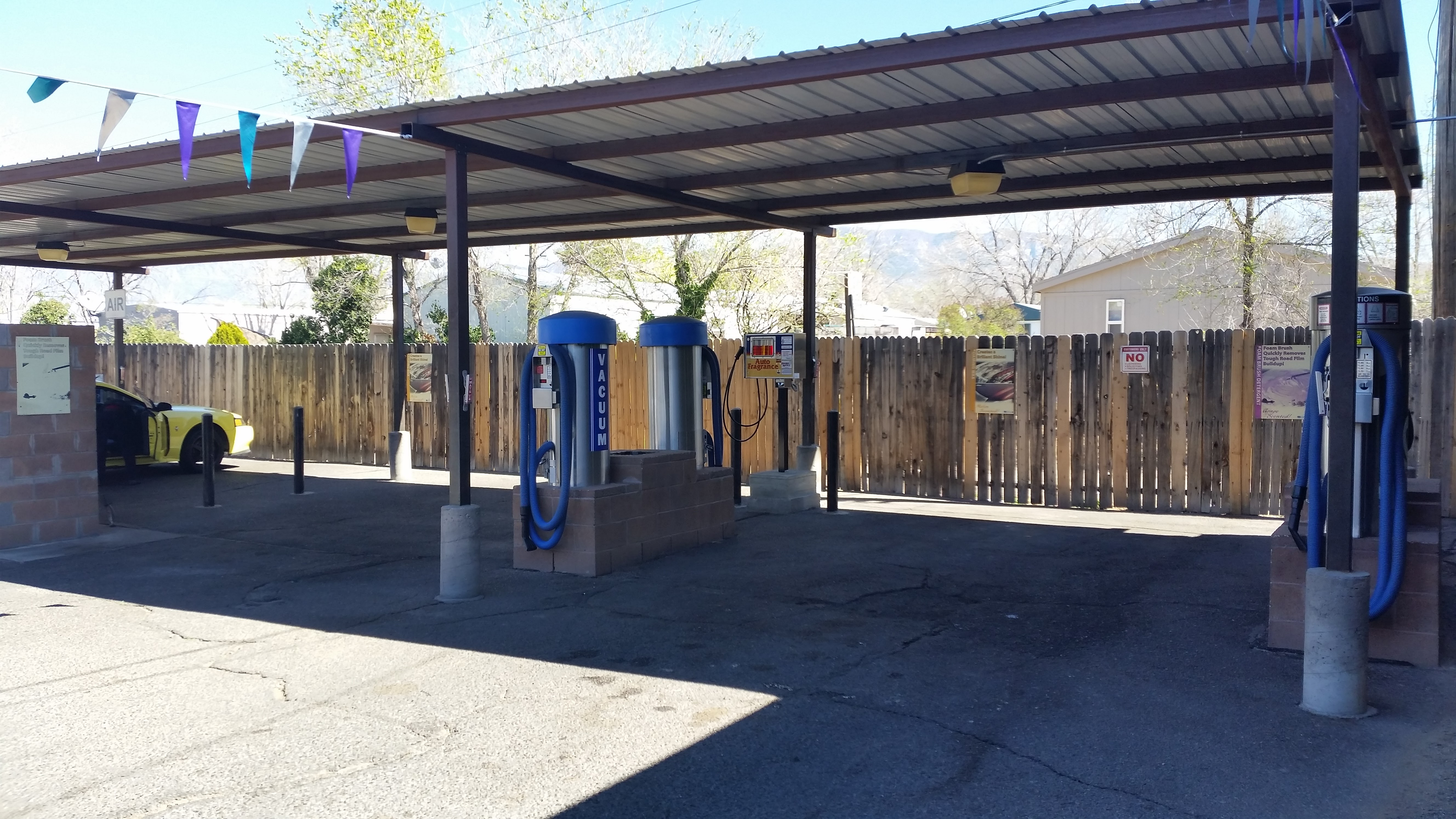 Emissions Testing Albuquerque >> Brillon Brothers Car Wash And Emission Testing 212 Wyoming