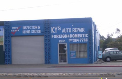 Ky's Auto Repair - Redwood City, CA