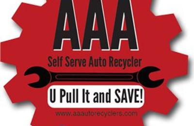 AAA Auto Recyclers - San Antonio, TX