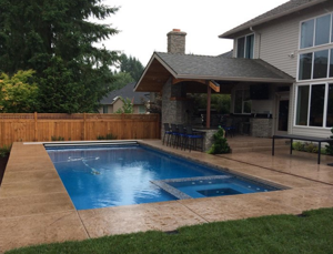 Swimming Pool Construction Cascade Pools Spas Portland Or